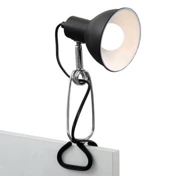 Světlo se svorkou 2790 s kovovým stínidlem