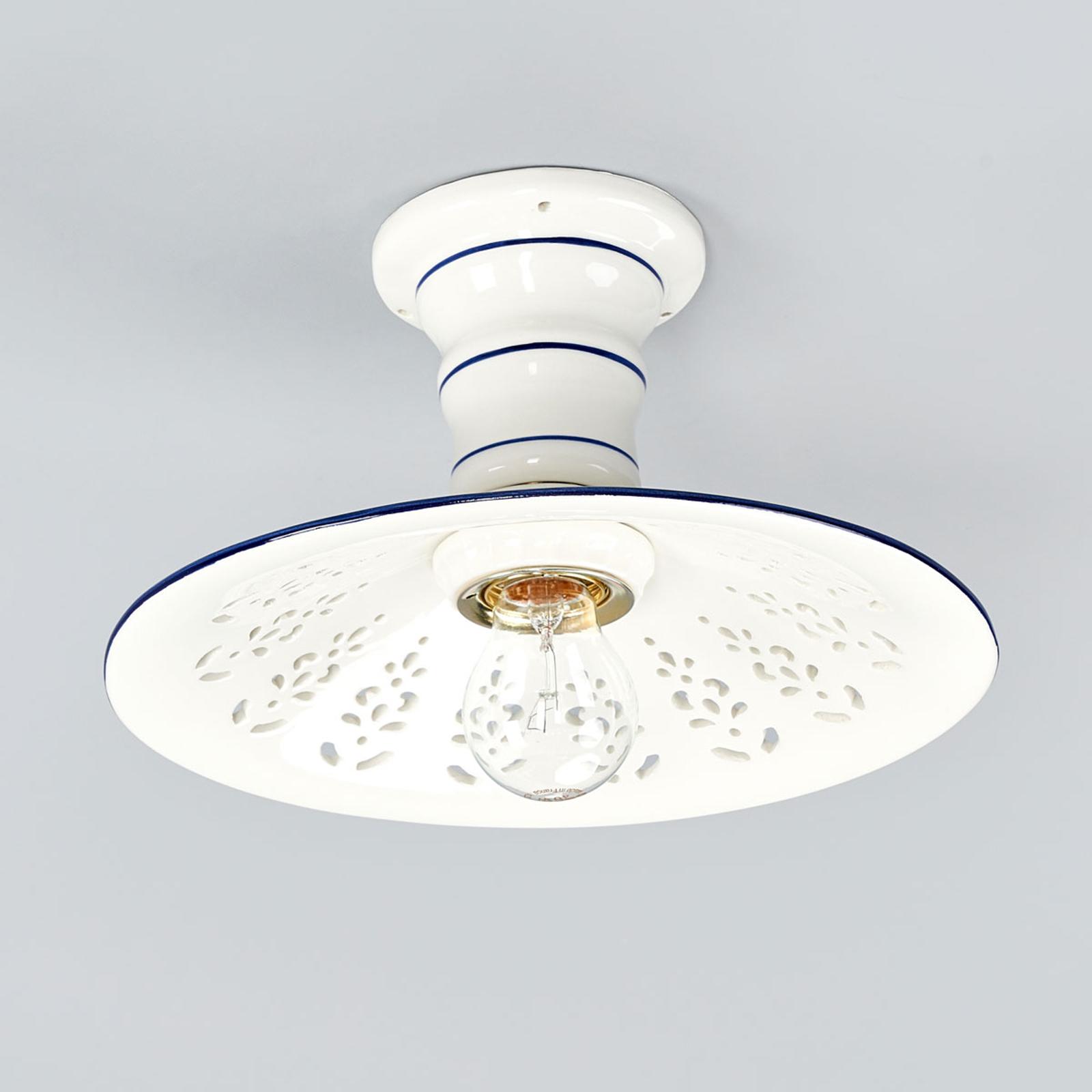 Charmerende loftlampe AMENO