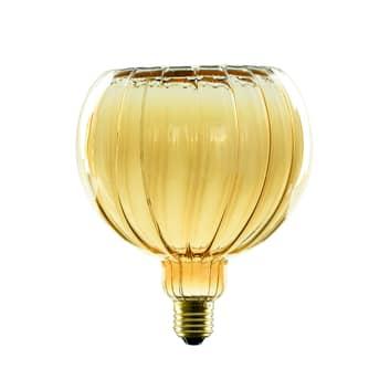 SEGULA LED-Floating G150 E27 8 W, lige, guld