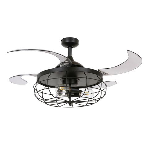 Ventilatore Fanaway Industri con luce
