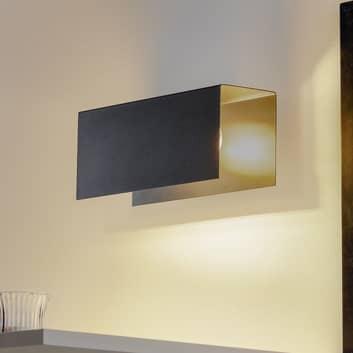 Lámpara de pared Tolos K1 Black de acero