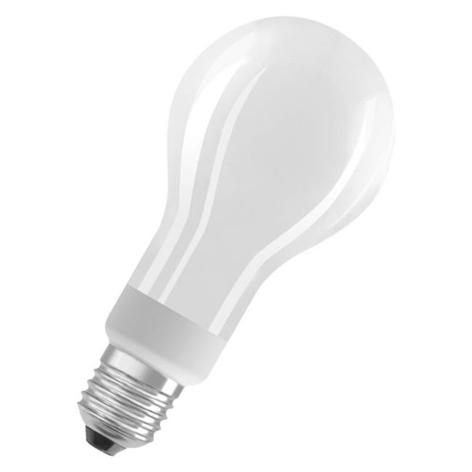 OSRAM Superstar lampadina LED E27 18W 2.700K dimm
