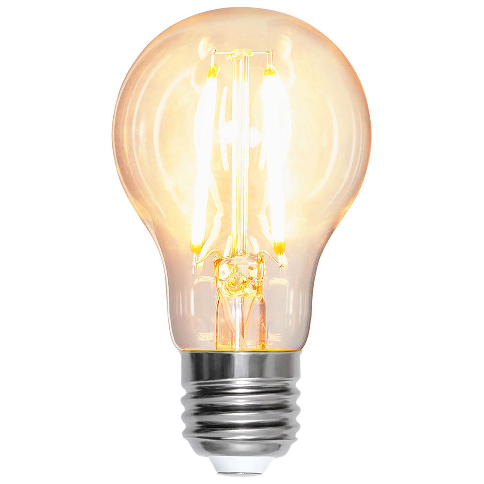LED-Lampe E27 A60 8W 2.700K Filament 1.000lm