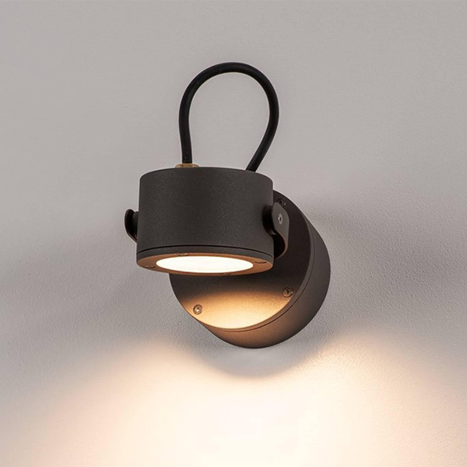 SLV Sitra zewnętrzny reflektor sufitowy
