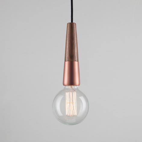 Stripped - lámpara colgante, mezcla de materiales