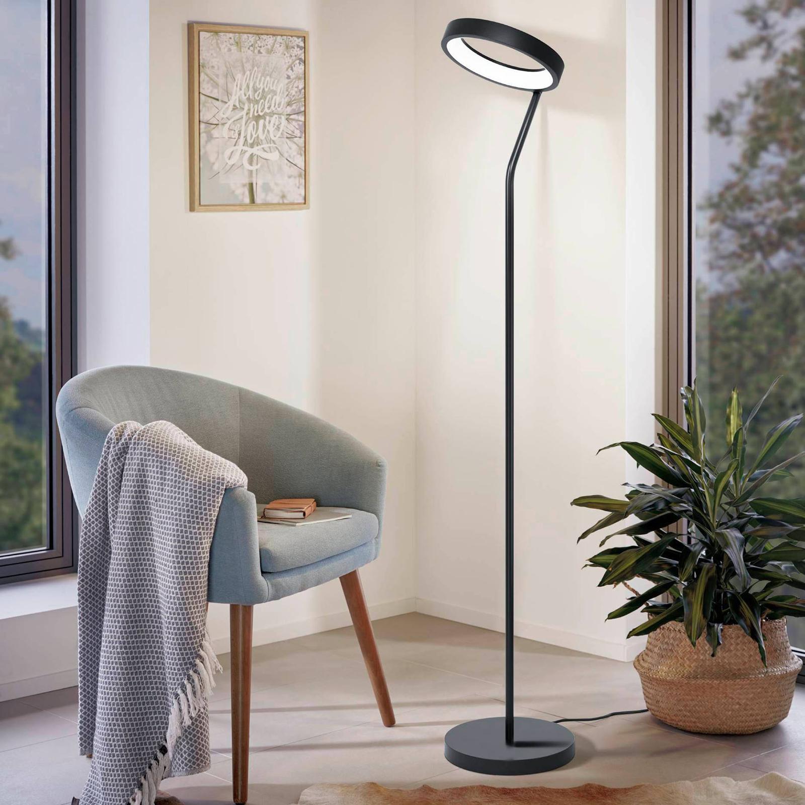 EGLO connect Marghera-C lampa stojąca LED