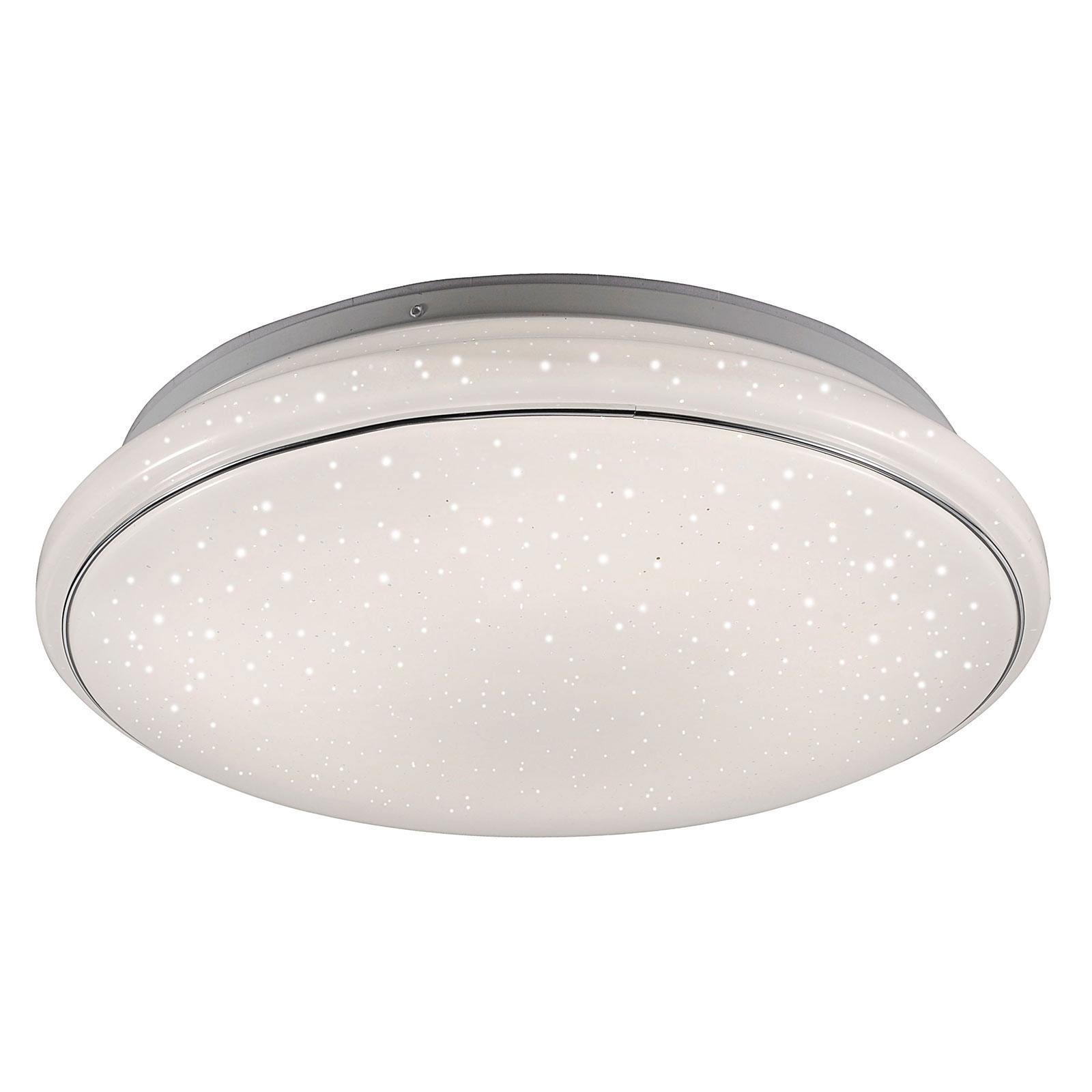 Lampa sufitowa LED LOLAsmart Jupi, Ø 59 cm