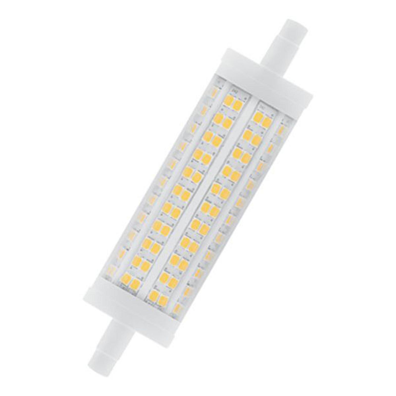 OSRAM LED-pære R7s 17,5 W 2700 K dimbar