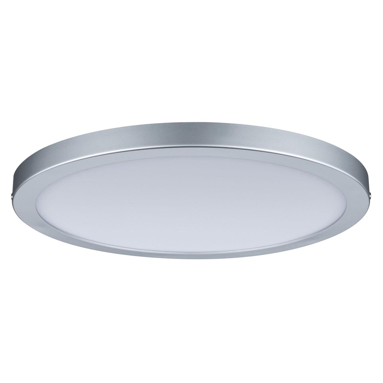 Paulmann Atria lampa sufitowa LED Ø30cm chrom