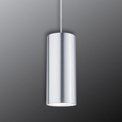 Paulmann URail Barrel LED-slinger, chroom mat