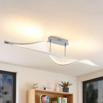 Lucande Edano LED stropní světlo, stmívatelné