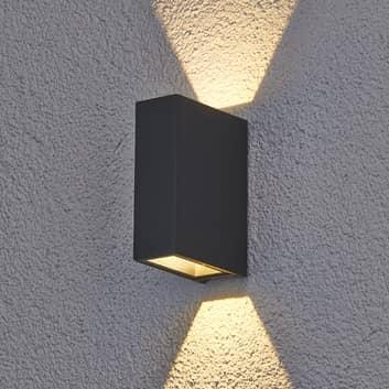 Maisie – LED venkovní nástěnné svítidlo zhliníku