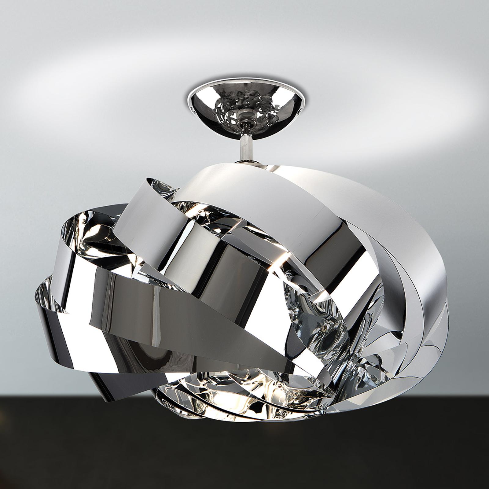 Plafondlamp Sky Mini Nest chroom
