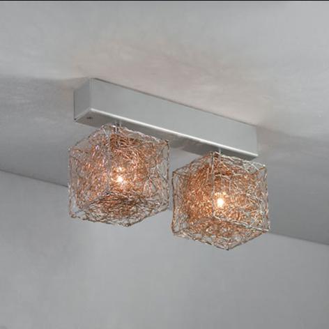 Knikerboker Kubini - Designer-LED-Deckenleuchte