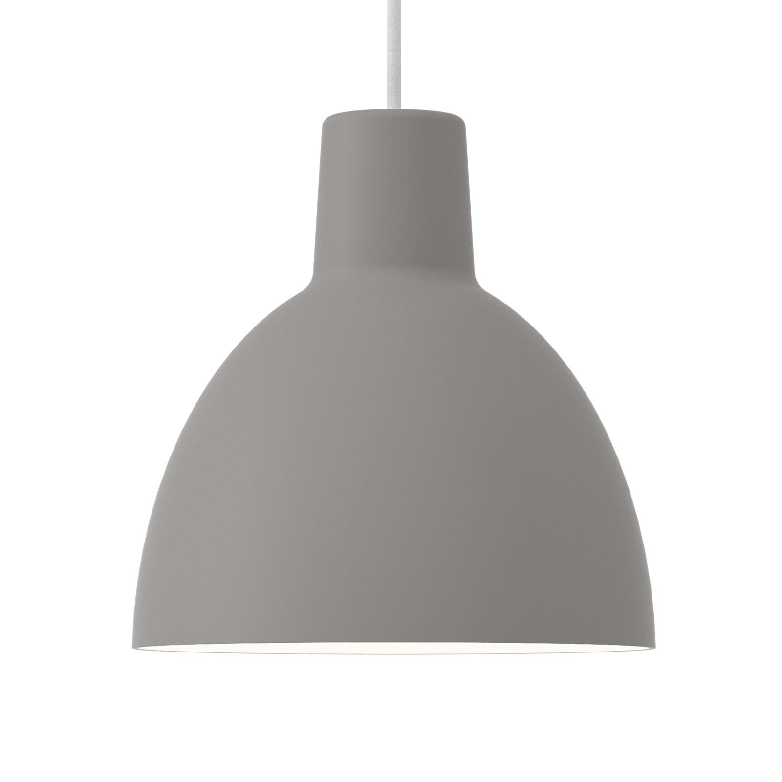 Louis Poulsen hanglamp Toldbod 250 lichtgrijs
