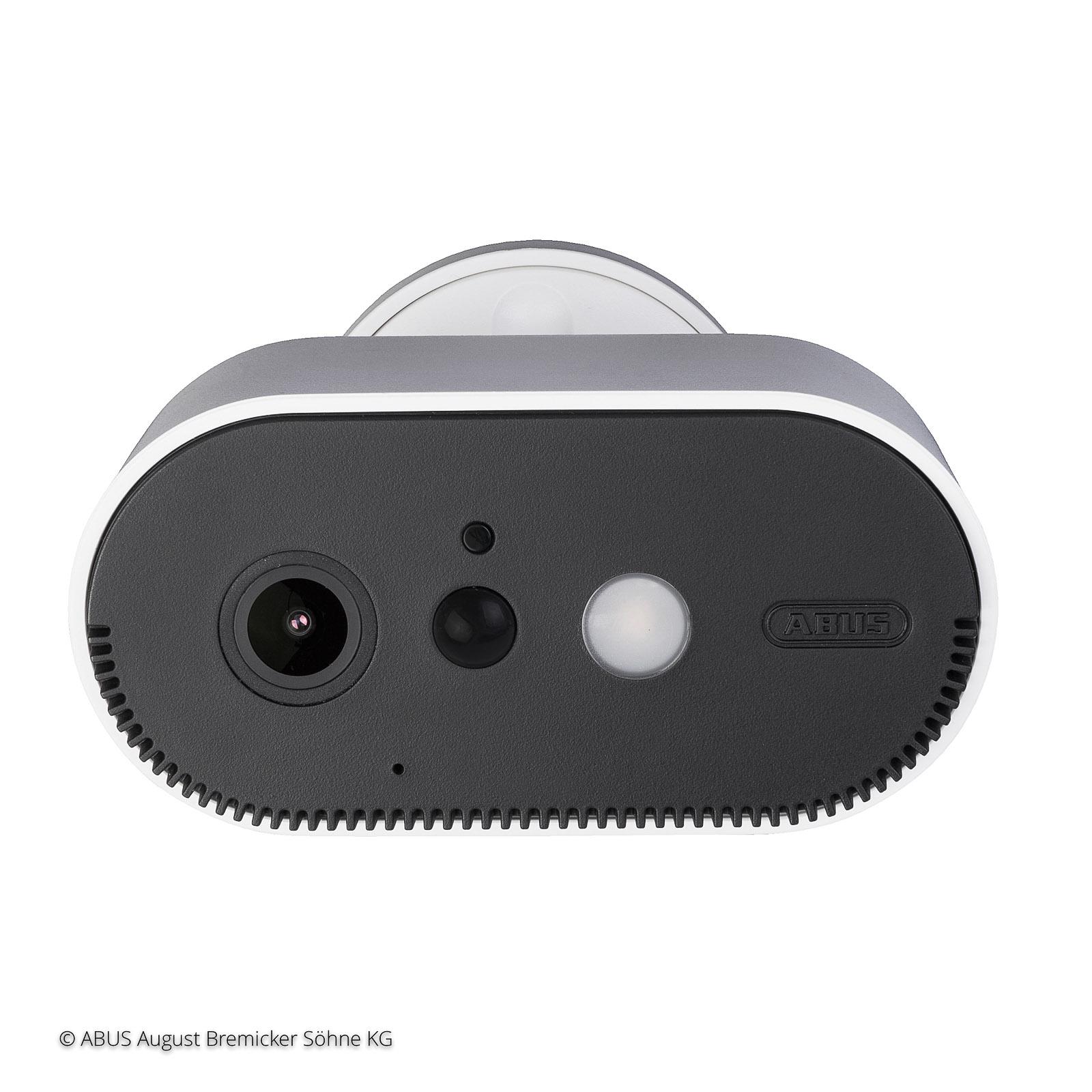ABUS batterie caméra surveillance station WIFI