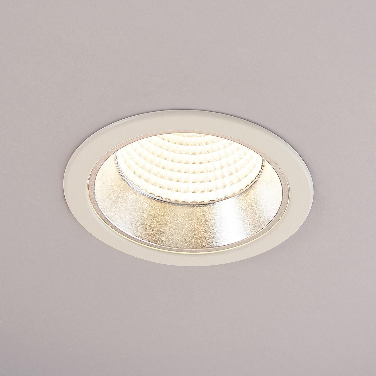 arcchio delano led recessed spotlight lights co uk