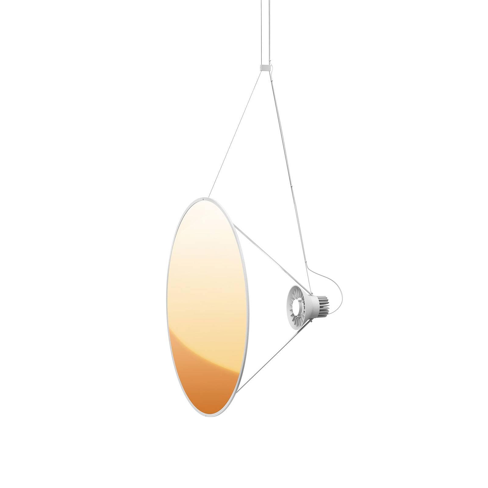 Luceplan Amisol LED hanglamp Ø 75cm goud
