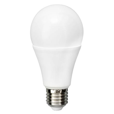 E27 20 W 827 LED-pære, matt