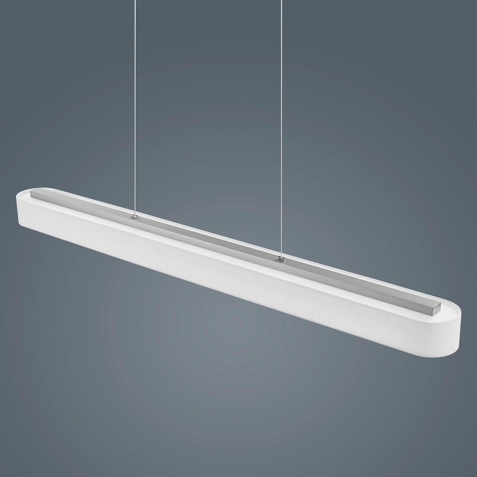 Helestra Bora hanglamp 101,5 cm kap wit