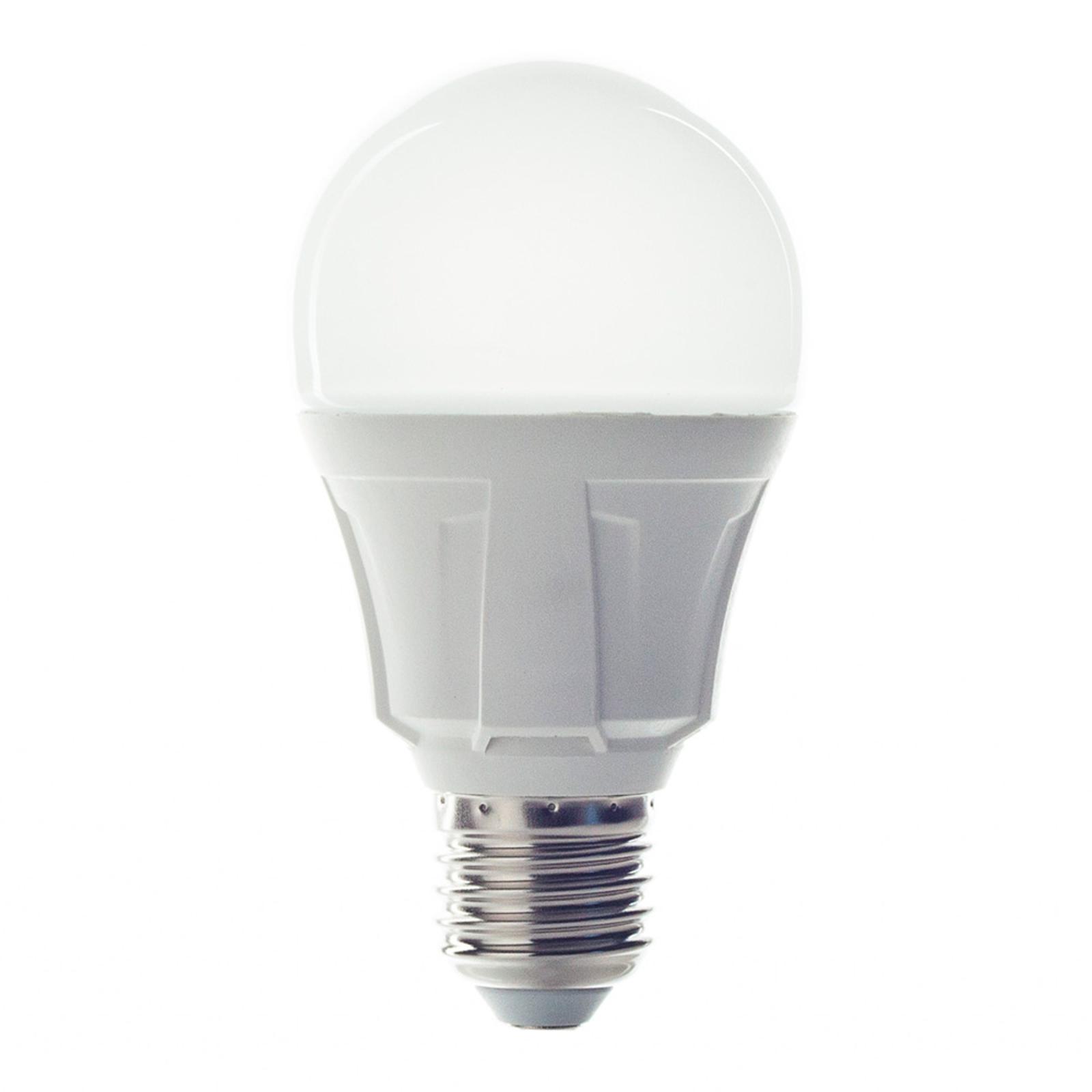 Ampoule LED E27 9W 830 blanc chaud