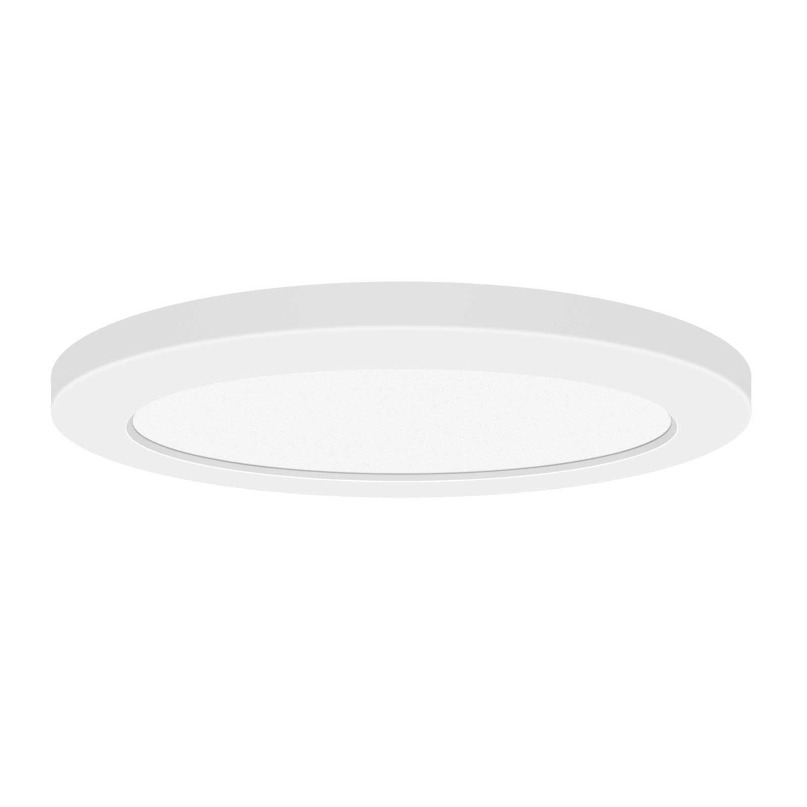 Megatron LED-Deckenleuchte Pano rund Ø 29,2 cm