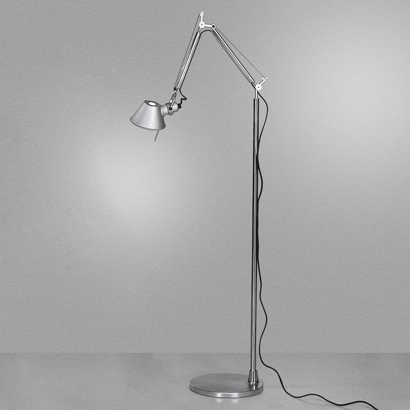 Artemide Tolomeo Micro Stehleuchte LED 3.000 K