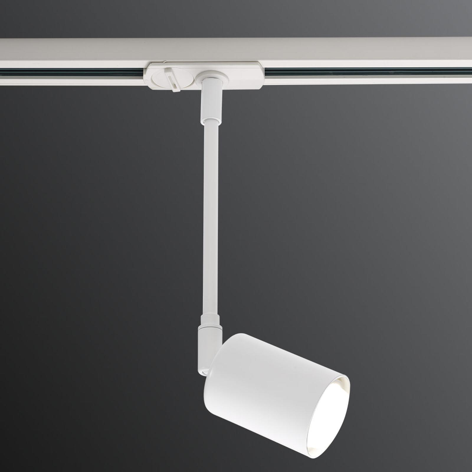 Svítidlo Explore pro lištový systém Link, bílé