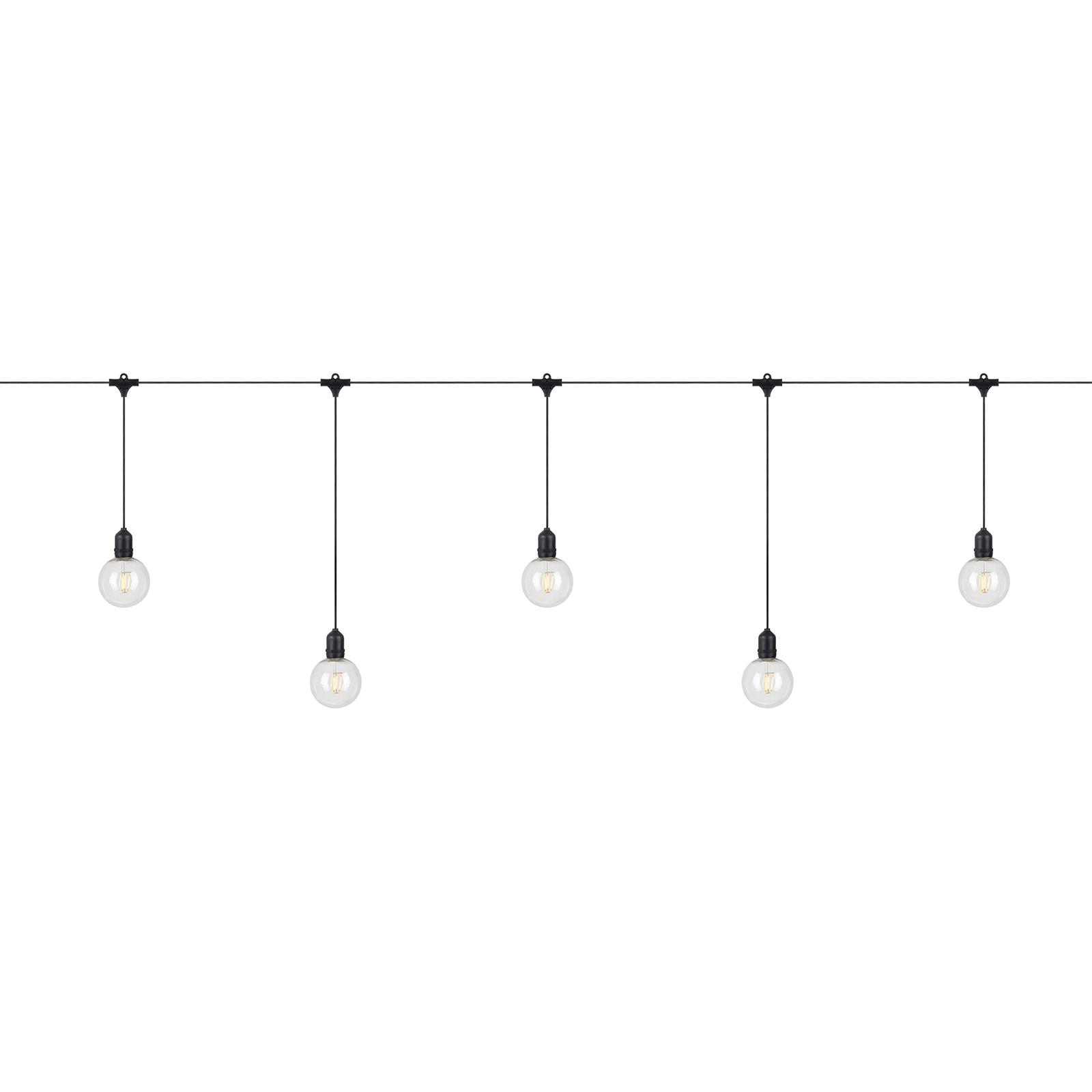 Garden 24 LED-lyslenke Deco, startsett