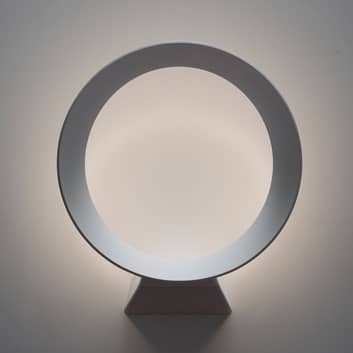Martinelli Luce LED+O wandlamp, wit, dimbaar