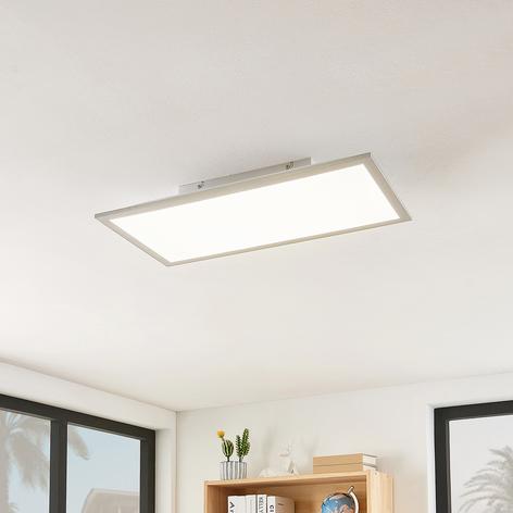 Lindby Stenley LED panel, CCT, 59 cm x 29 cm