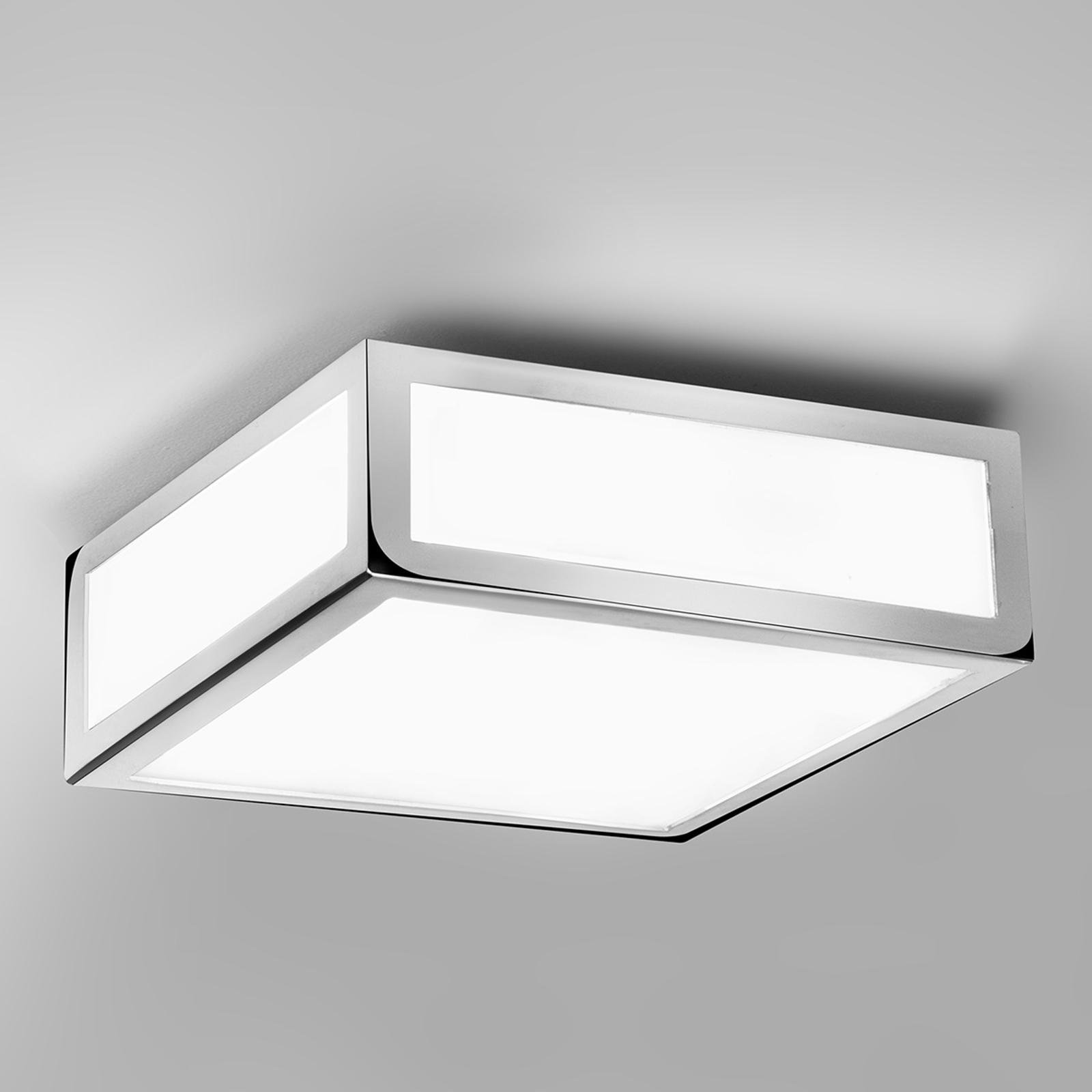 Decente plafondlamp Mashiko, 20 x 20 cm