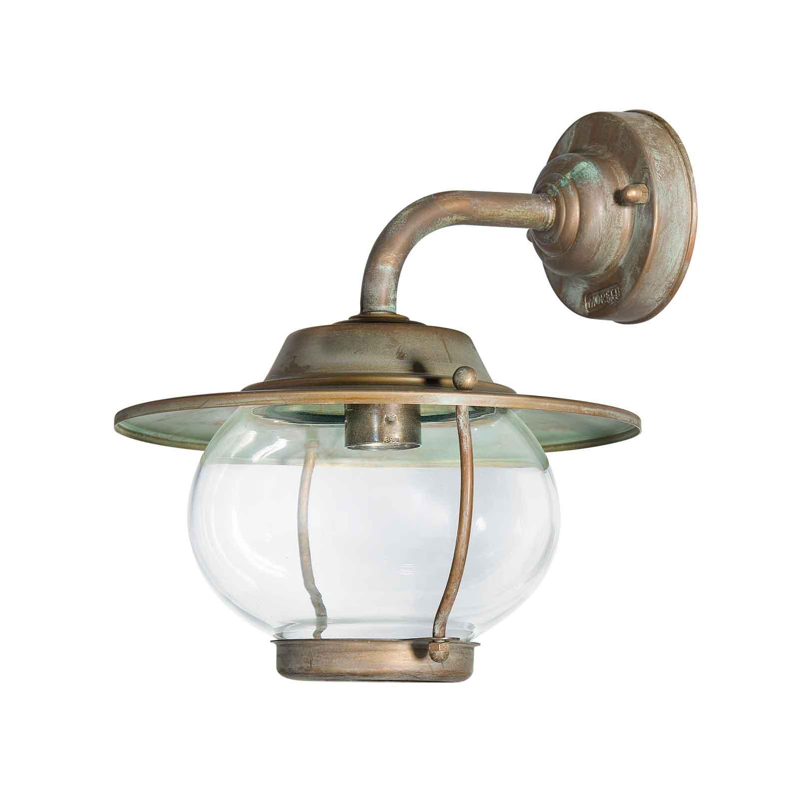 Außenwandlampe Betulle 2060 messing antik