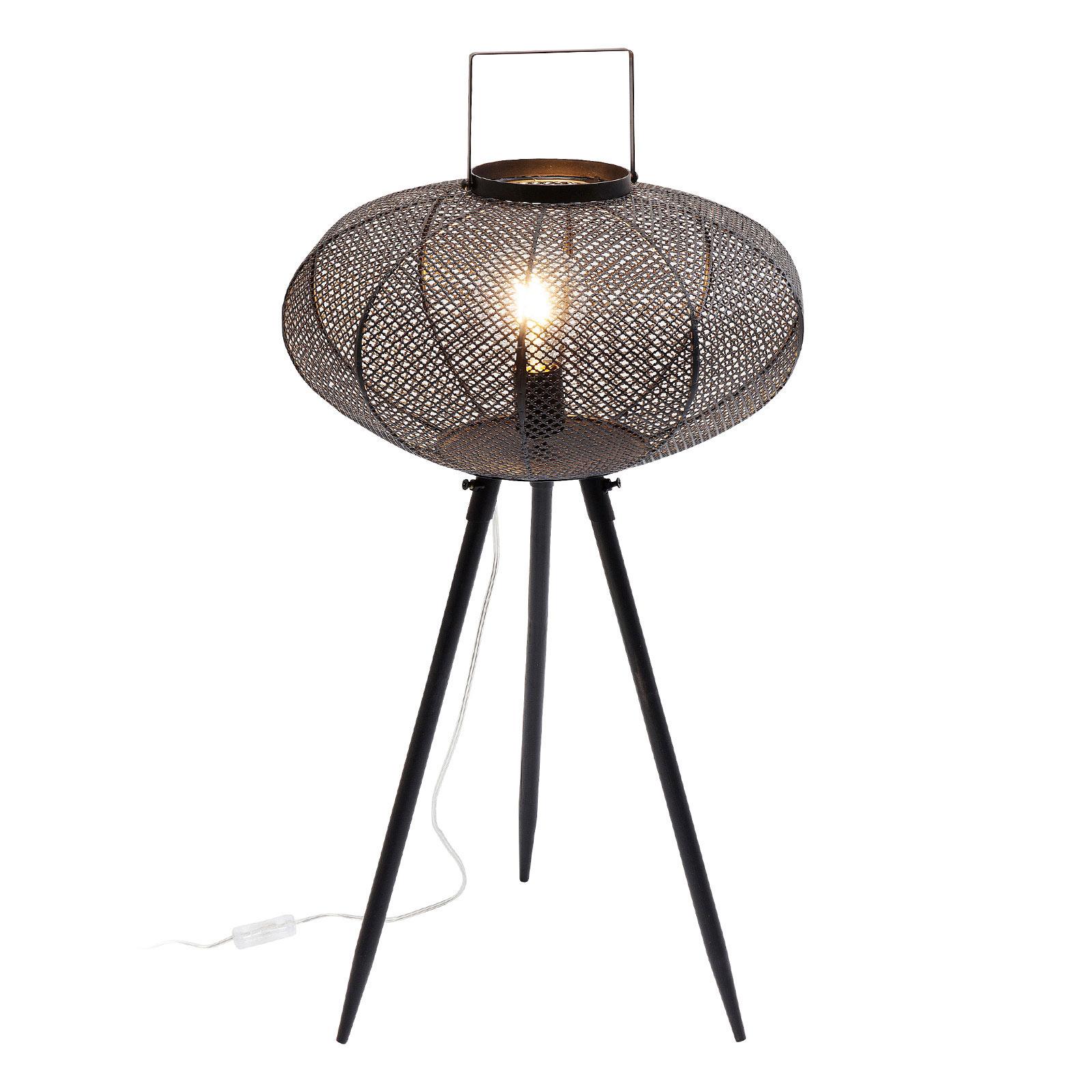 KARE Lampion lampadaire trépied