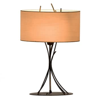 LIVING OVAL - elegancka lampa stołowa