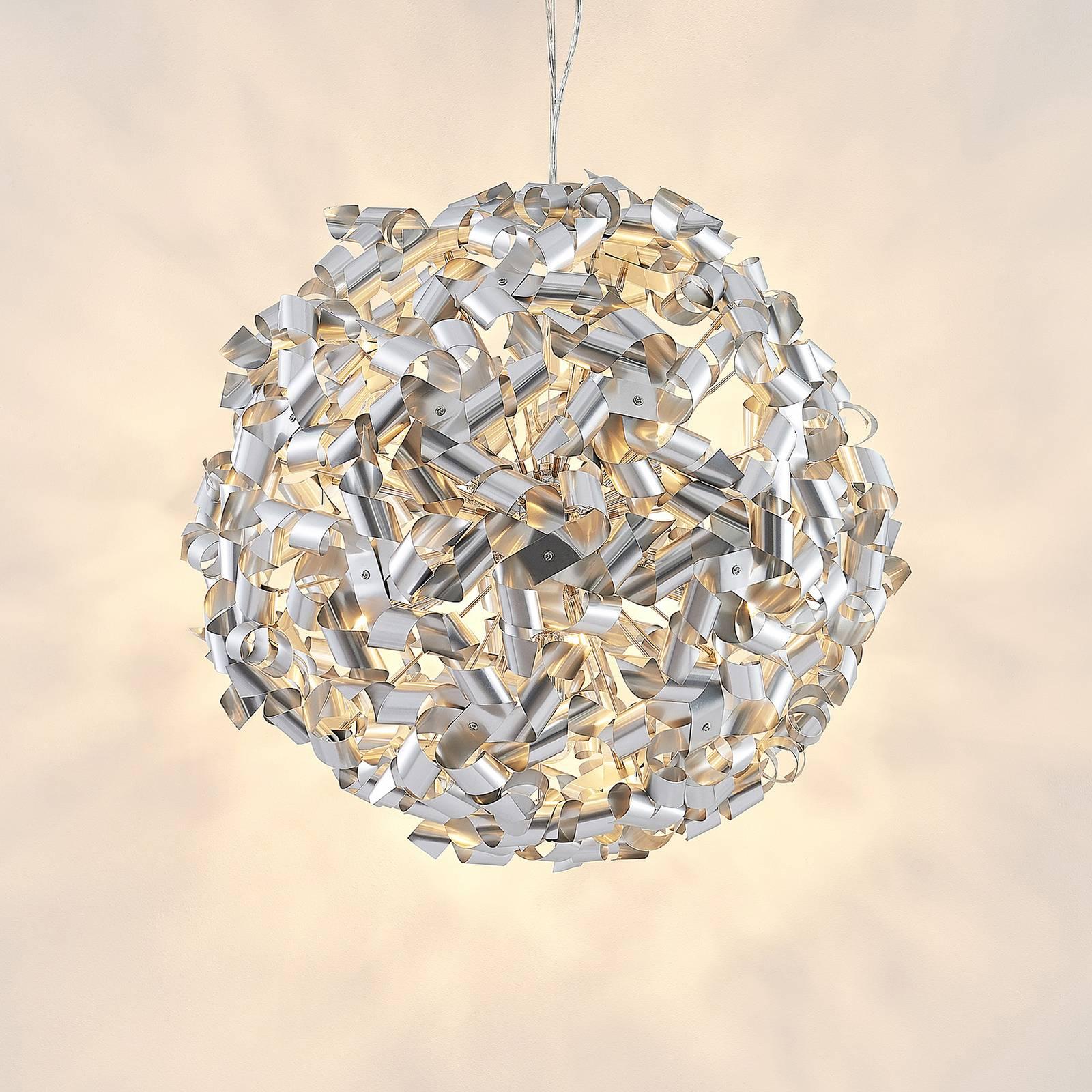 Lindby Caliya lampa wisząca, 9-punktowa