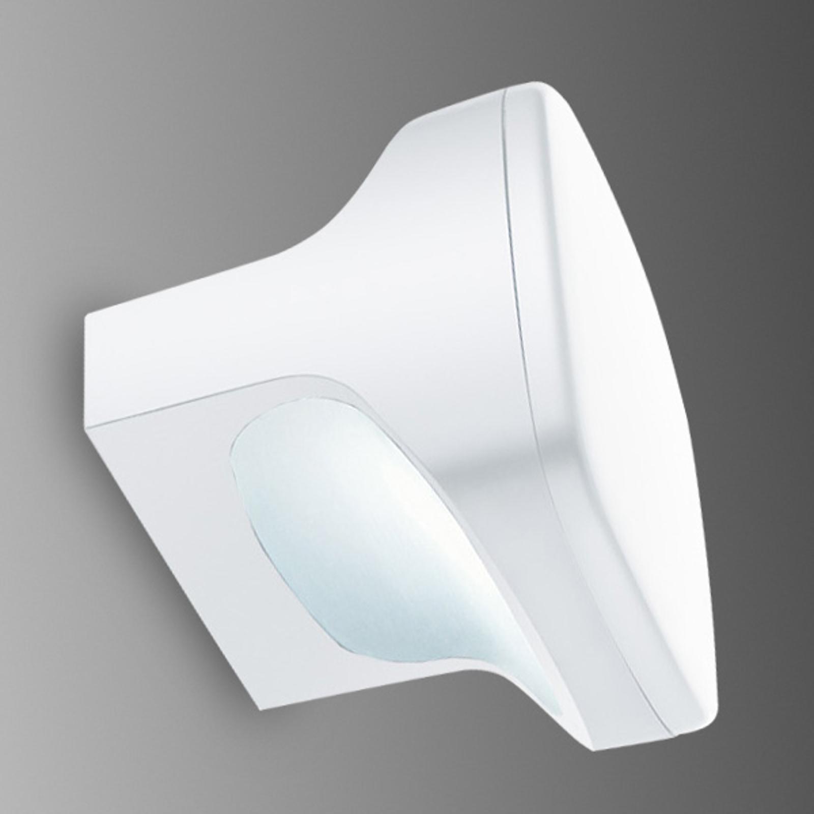 Ultramoderne LED-utevegglampe Sky, hvit
