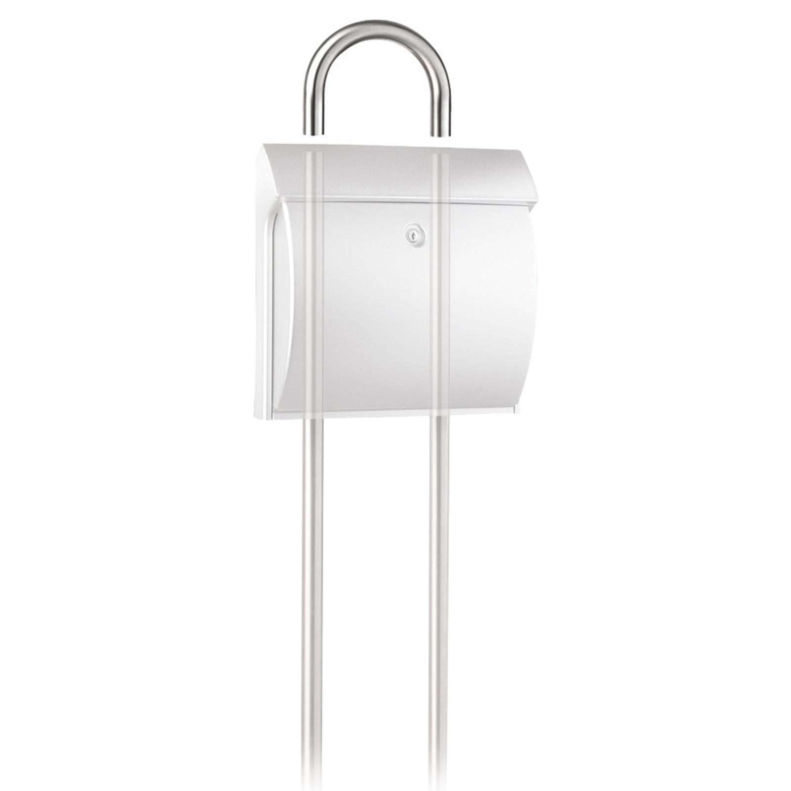 Universal 190 Ni rundbågar av rostfritt stål