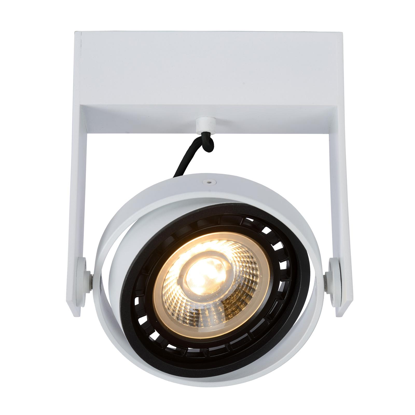 LED-Deckenstrahler Griffon weiß, einflammig