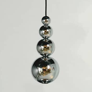 Innermost Bubble - lampa wisząca w chromie
