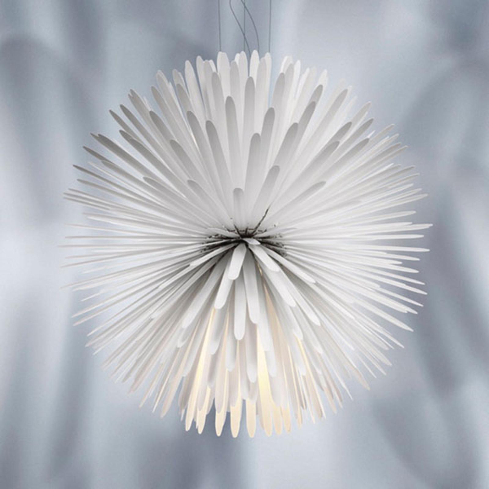 Foscarini Sun - Light of Love LED-Hängelampe weiß