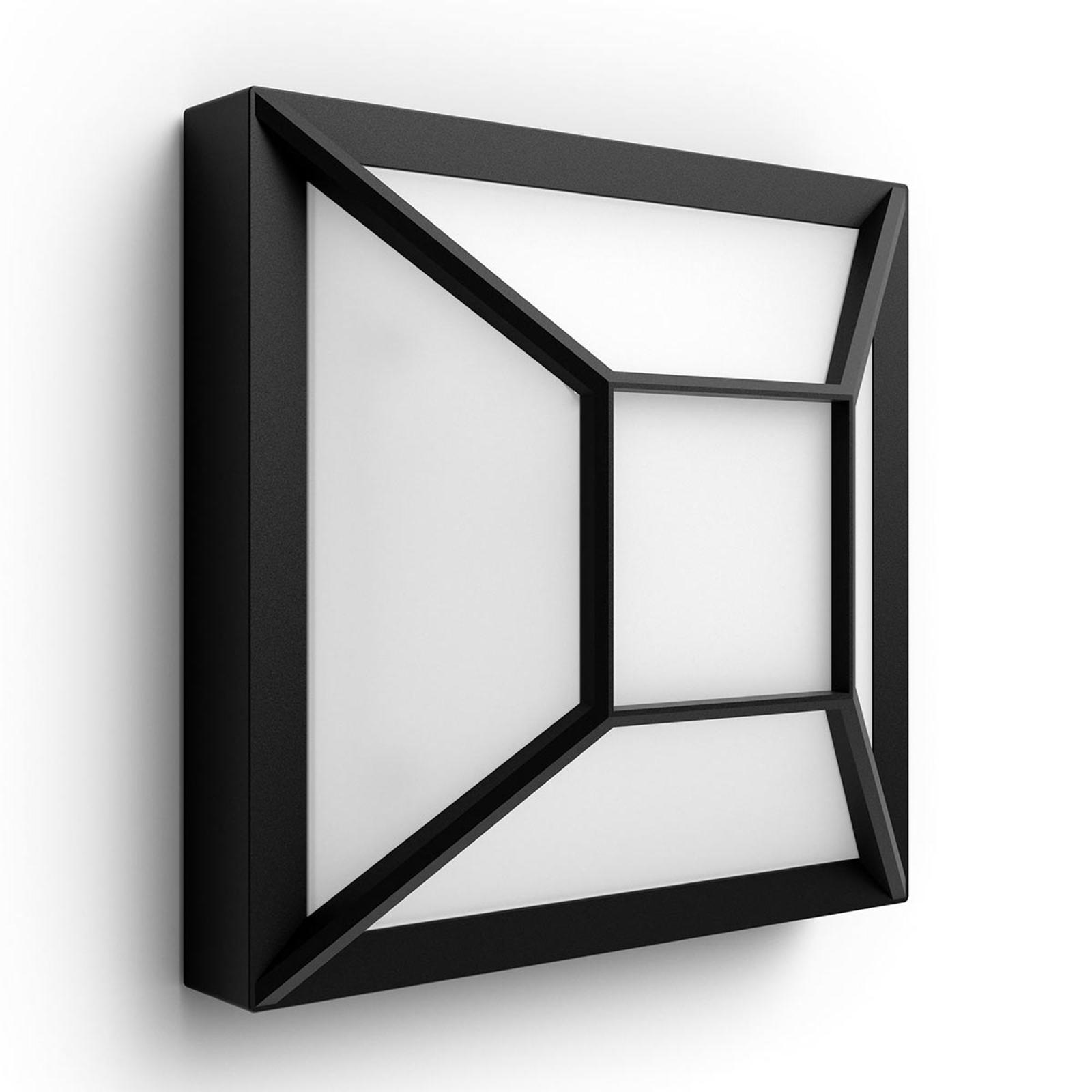 Philips myGarden Drosera LED-Außenwandleuchte