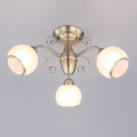 Corentin - vacker taklampa, klassisk stil