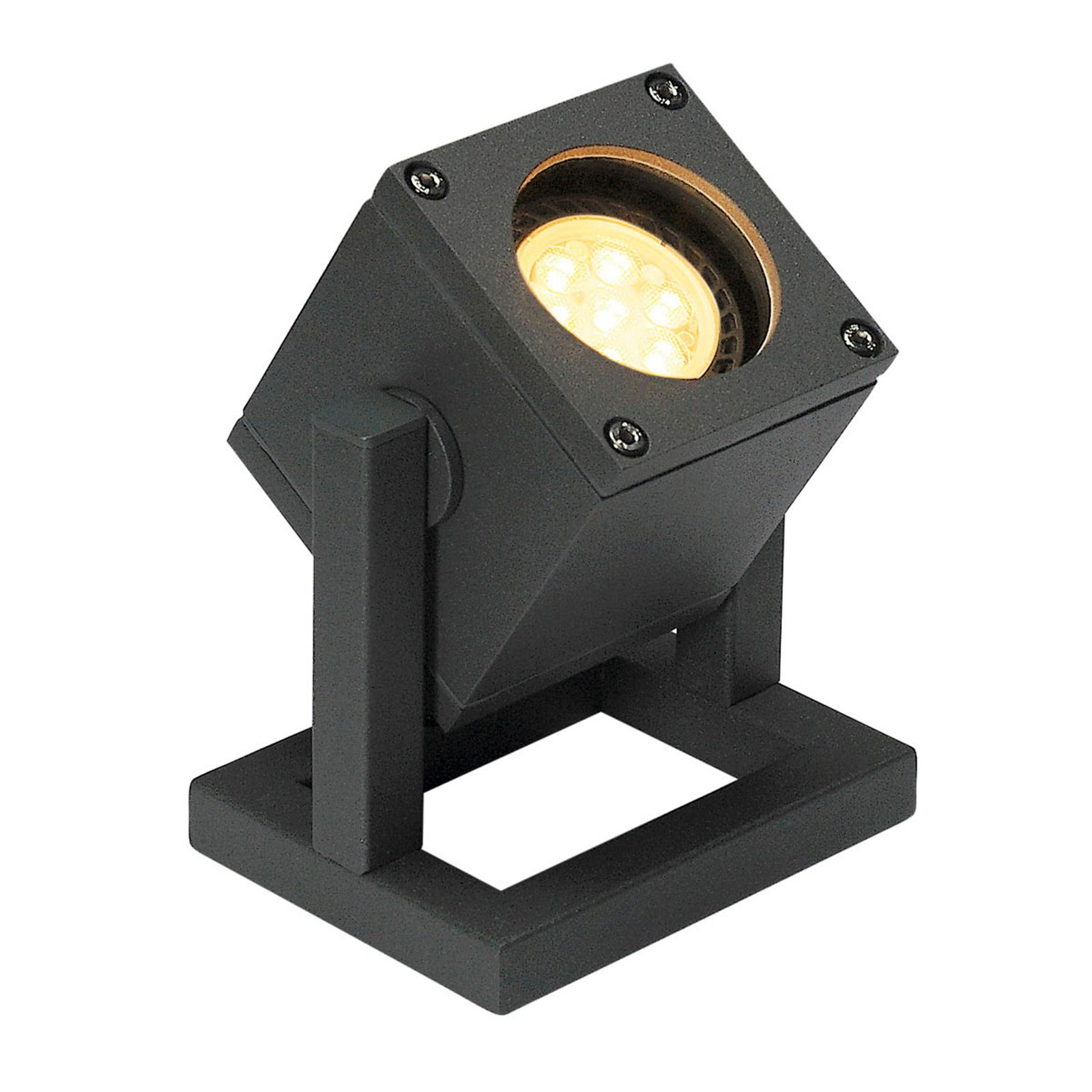 SLV Cubix I utespot IP44 antrasitt