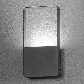 Nowoczesny kinkiet zewnętrzny LED Matera