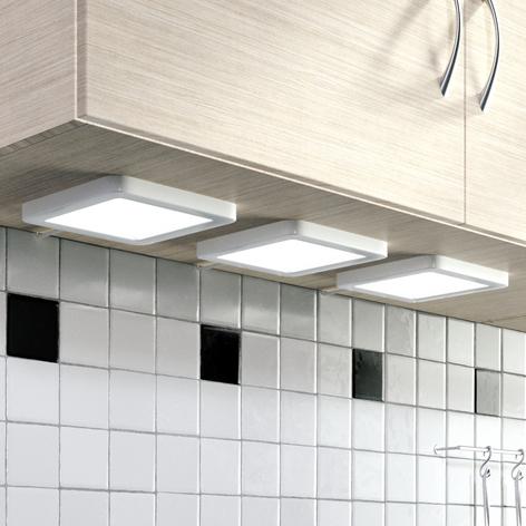 LED-benkbelysning Antony 3-sett