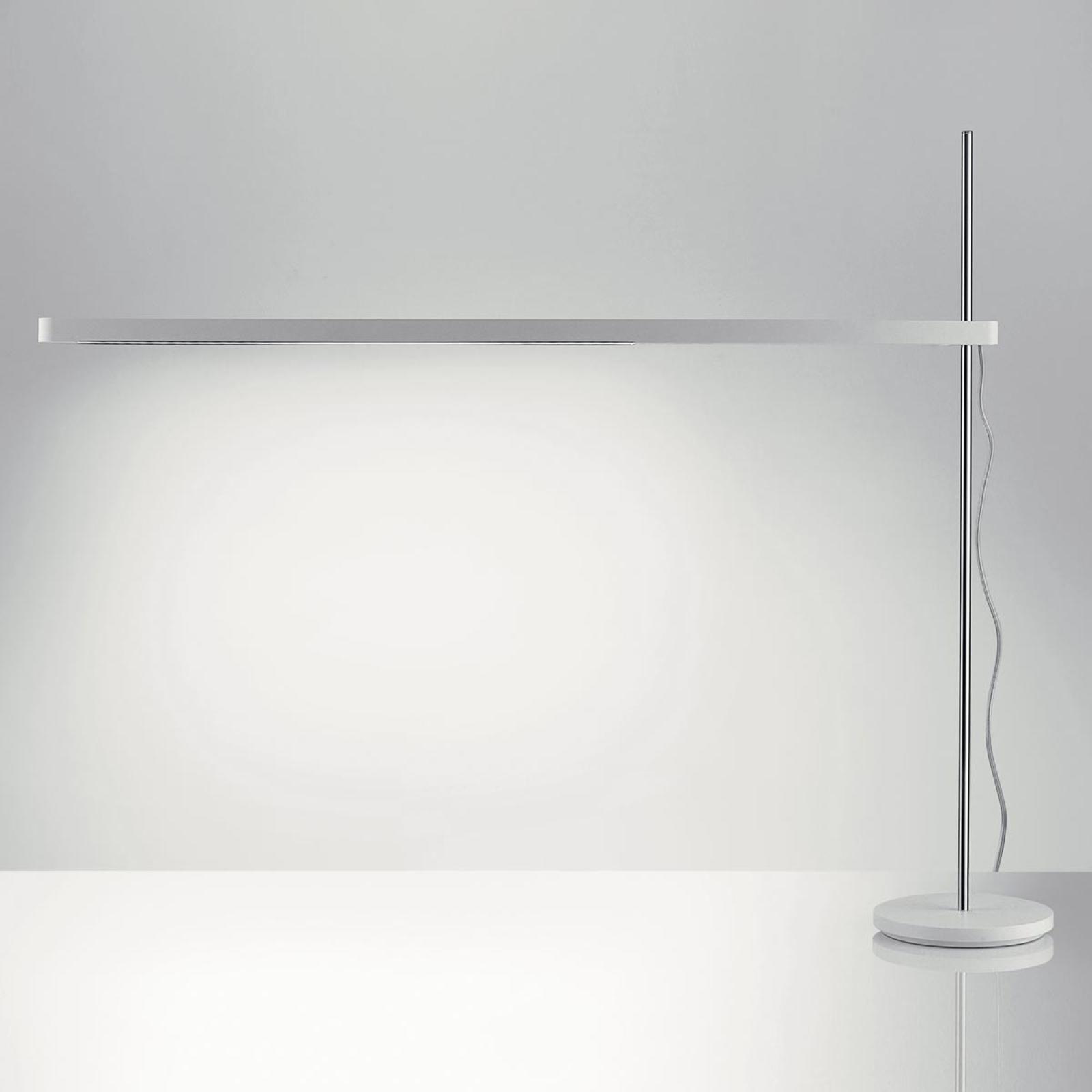 LED skrivebordslampe Talak Professional, hvit