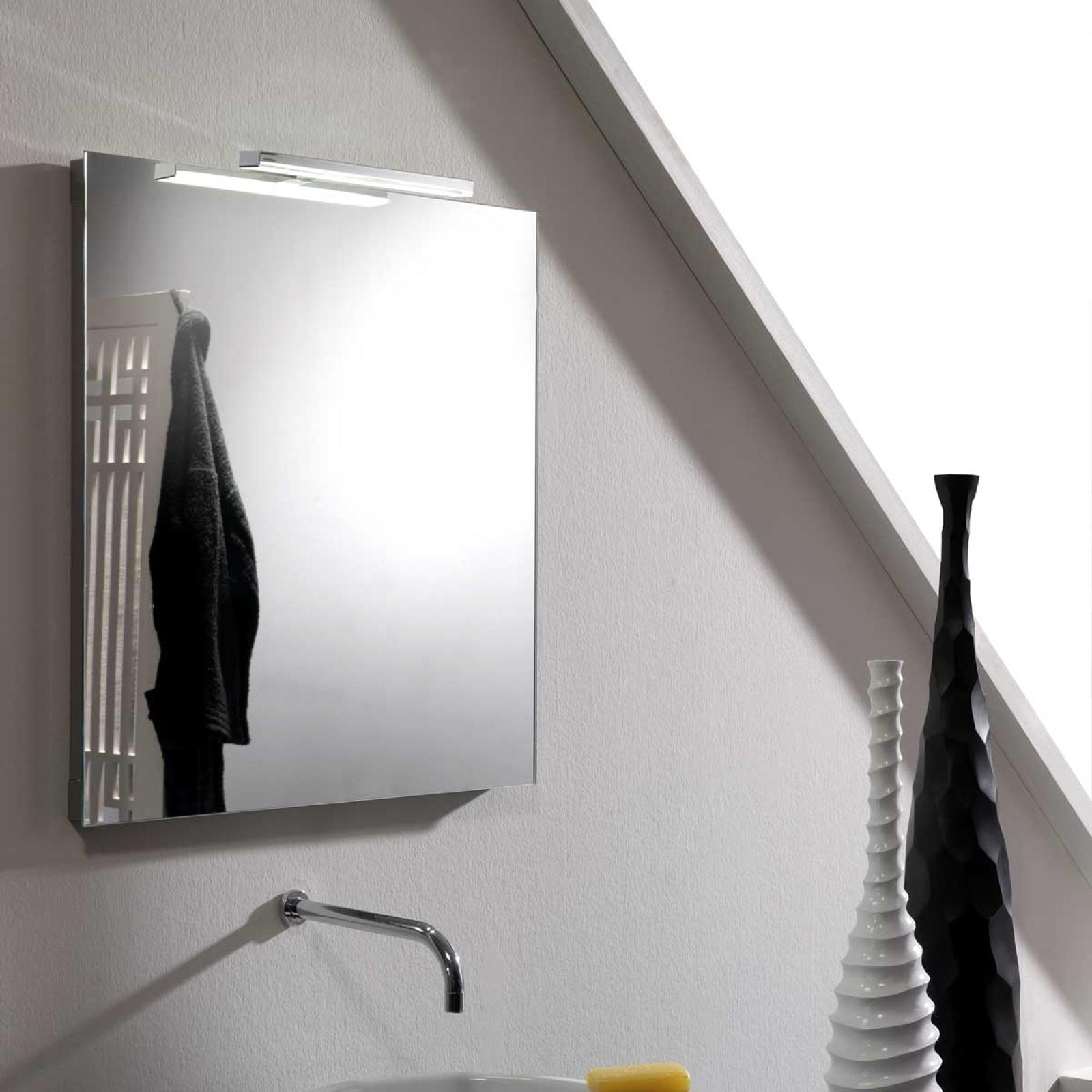 Lámpara de espejo LED Esther S3, bajo consum. IP44