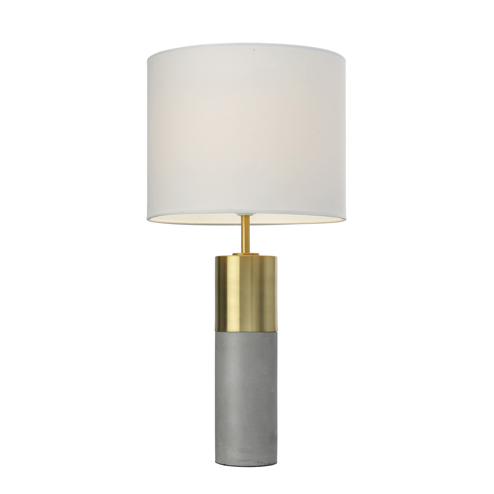 Villeroy & Boch Turin bordslampa betongoptik 25 cm