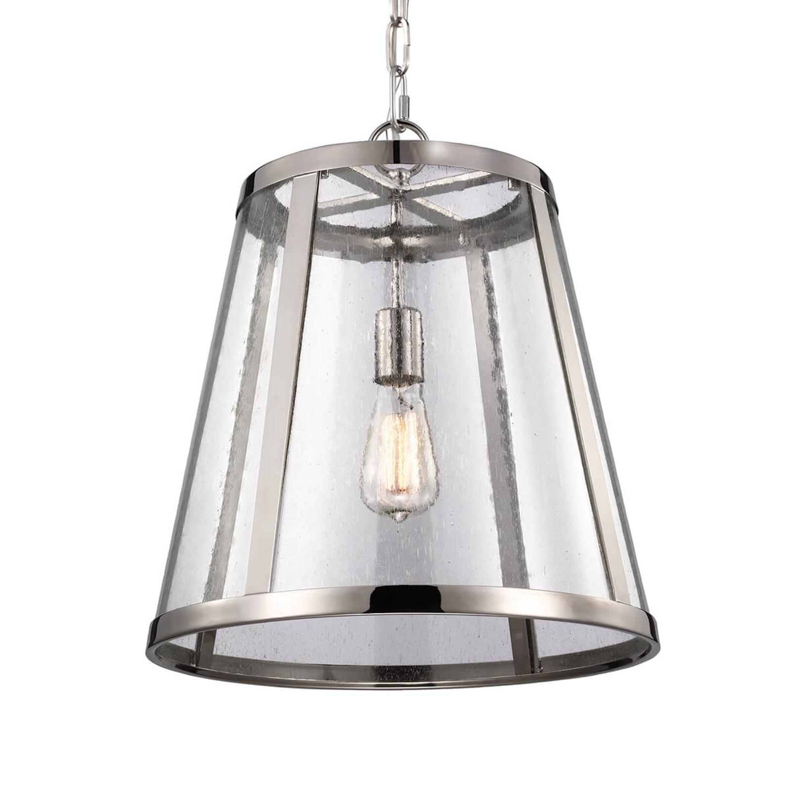 Z zawieszeniem łańcuchowym – lampa wisząca Harrow